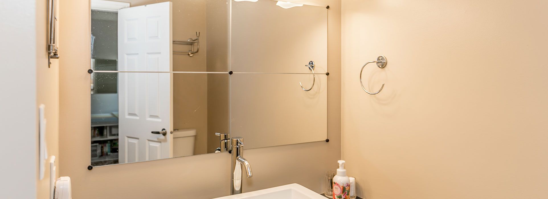 185 Darby Road - In Law Suite Bathroom - Cripps Realty