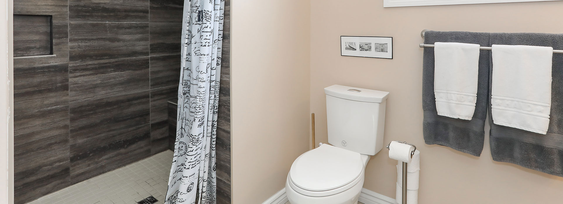 29 Merrington Avenue - Stand-Up Shower, and High efficiency toilet - Cripps Realty
