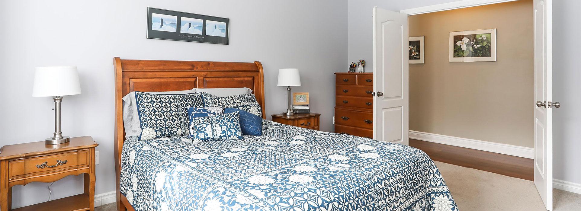 29 Merrington Avenue - Bedroom with double Doors - Cripps Realty
