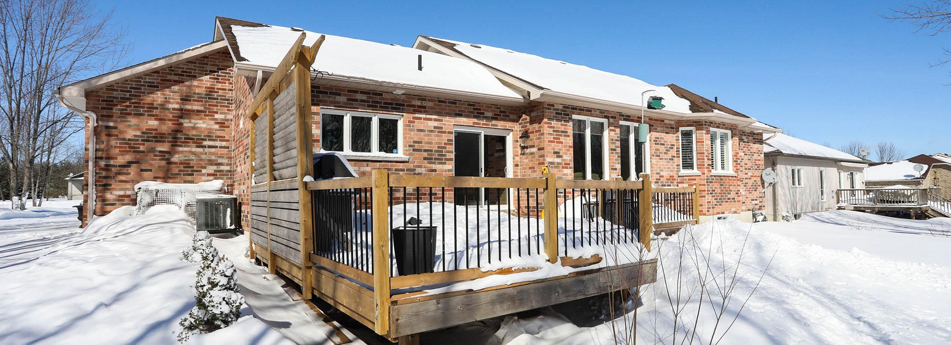 29 Merrington Avenue - Porch - Cripps Realty